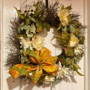 New Spring Country Wreath